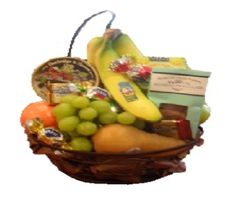 Fruit Basket in keepsake bowl (Premium) in Ottawa ON, The Fresh Flower Company