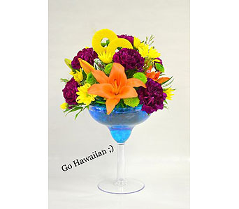 Go Hawaiian! in Albuquerque NM, Silver Springs Floral & Gift