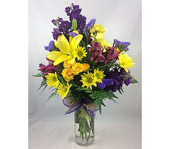 Purple Pirate in Raleigh NC, North Raleigh Florist