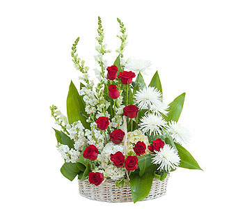 Enduring Strength Basket in Wellington FL, Wellington Florist