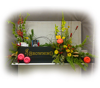 Skeet Shooter in Timmins ON, Timmins Flower Shop Inc.