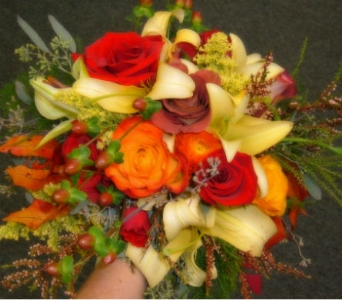 Fields of Autumn in Asheville NC, Kaylynne's Briar Patch Florist, LLC