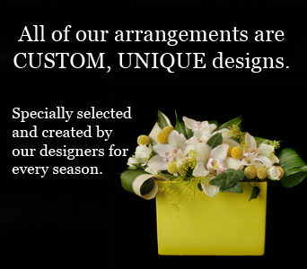 Custom Designs in Darien CT, Nielsen's Florist And Garden Shop