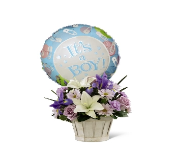 The Boys Are Best!� Bouquet by FTD� in Ogden UT, Lund Floral