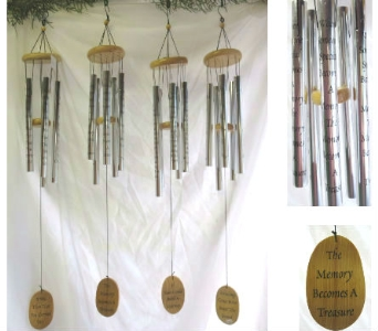 Wind Chime in Nashville TN, The Bellevue Florist