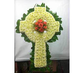 Celtic Standing Cross in Port Chester NY, Port Chester Florist