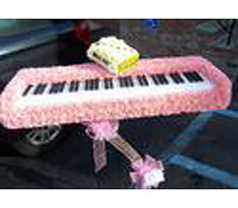 Piano Tribute in Port Chester NY, Port Chester Florist