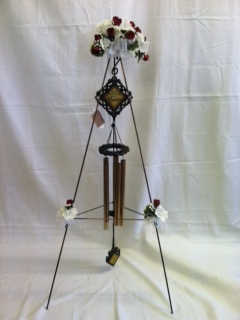 Simple Moments Wind Chime in Middletown OH, Flowers by Nancy