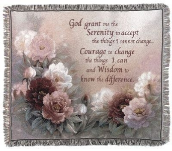 Serenity Prayer in Indianapolis IN, George Thomas Florist