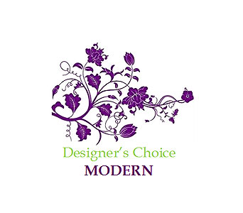 Designer�s Choice � Modern in Kirkland WA, Fena Flowers, Inc.