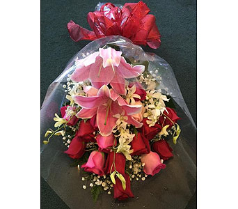 Roses, Orchids, Lillies in Sunnyvale CA, Flowers By Sophia