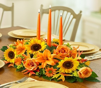 Fields of Europe� for Fall Centerpiece in Round Rock TX, Heart & Home Flowers