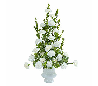 Simple Love Urn in Spartanburg SC, A-Arrangement Florist