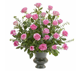 Pink Rose Supreme in Wellington FL, Wellington Florist