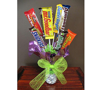Candy Bouquet in Alexandria MN, Anderson Florist & Greenhouse