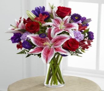 Stunning Beauty Bouquet in Indianapolis IN, George Thomas Florist