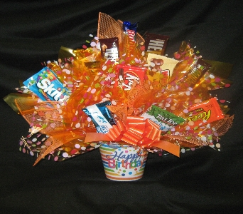 Make a Wish Candy Bouquet in Anchorage AK, Alaska Flower Shop