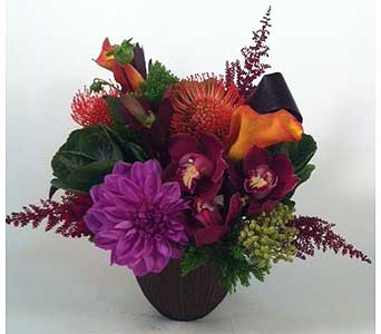 Custom Arrangement in Toronto ON, Ginger Flower Studio