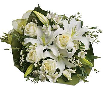 Simply White in Truro NS, Jean's Flowers And Gifts