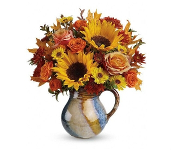 Fall flowers delivery winston salem nc sherwood flower shop inc glaze of glory bouquet in winston salem nc sherwood flower shop inc mightylinksfo