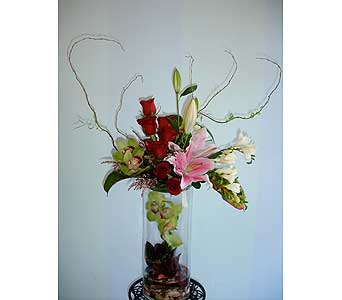 Custom Arrangement in Honolulu HI, Marina Florist