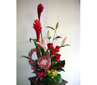 Unique Spring in Honolulu HI, Marina Florist