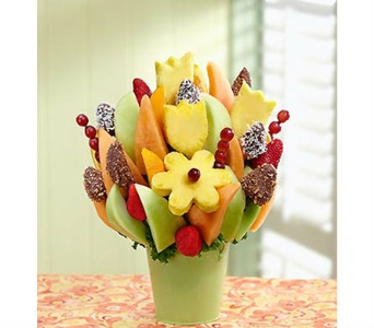 Fresh & Fabulous� in Mount Morris MI, June's Floral Company & Fruit Bouquets