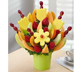 Make Their Day Bouquet� in Mount Morris MI, June's Floral Company & Fruit Bouquets