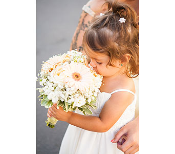 Wedding in Murrieta CA, Michael's Flower Girl