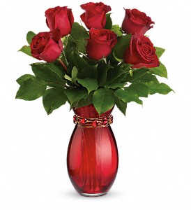 Teleflora's Sweethearts Forever Bouquet in Skowhegan ME, Boynton's Greenhouses, Inc.