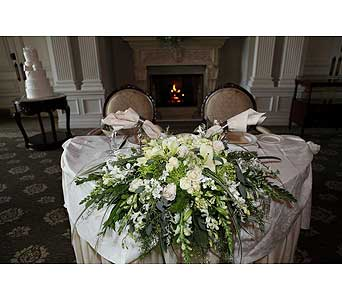 Creative Wedding Ideas in Denville NJ, Flowers by CandleLite
