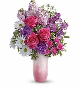 Teleflora's Petal Perfect Bouquet in Marion IL, Fox's Flowers & Gifts