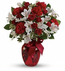 Light Of My Heart Bouquet in Columbus OH, OSUFLOWERS .COM