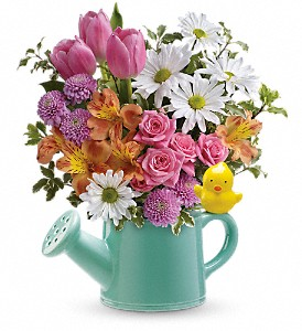 Teleflora's Send a Hug Tweet Tweet Bouquet in Fort Mill SC, Jack's House of Flowers