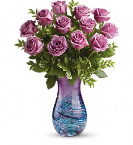 Teleflora's Deeply Loved Bouquet in Laval QC, La Grace des Fleurs