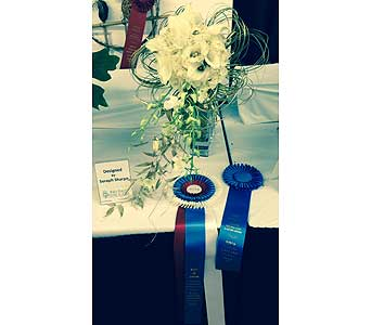 Seraph Sharpe � 1st and Best in Show � 2014 NC State Fair in Wake Forest NC, Wake Forest Florist