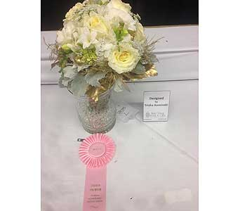 Trisha Kaminiski � 4th Place � NC State Fair 2014 in Wake Forest NC, Wake Forest Florist
