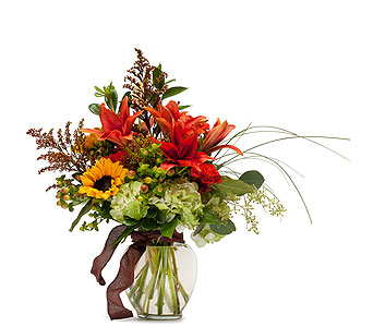 Autumn Breeze in Prince George BC, Prince George Florists Ltd.