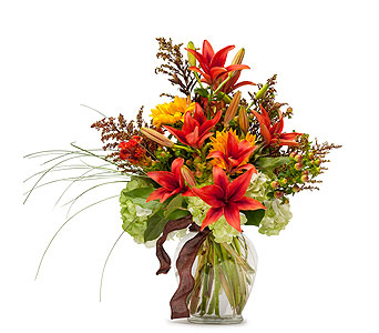 Fields of Autumn in Schaumburg IL, Deptula Florist & Gifts