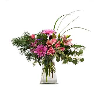 Holiday Spirit in Mount Morris MI, June's Floral Company & Fruit Bouquets
