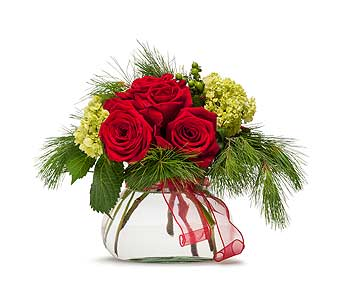 Seasons Greetings in Traverse City MI, Teboe Florist