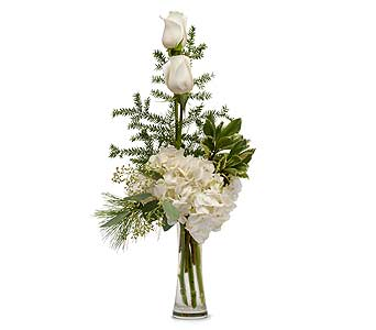Heavenly White in Kokomo IN, Bowden Flowers & Gifts