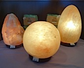 Himalayan Spherical Salt Lamps in Sun City AZ, Sun City Florists