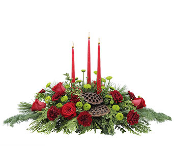 Carolina Carols in Alexandria and Pineville LA, House of Flowers
