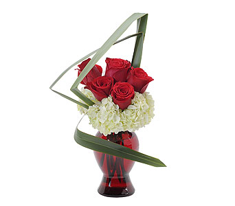 Abstract Love in Huntington IN, Town & Country Flowers & Gifts