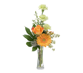 Orange U Glad in Lakehurst NJ, Colonial Bouquet