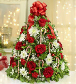 Holiday Flower Tree� in Round Rock TX, Heart & Home Flowers