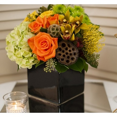 EXOTIC TOUCH BOUQUET in Vienna VA, Vienna Florist & Gifts