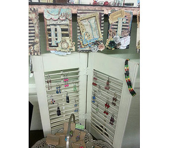 Earrings in Carlsbad CA, El Camino Florist & Gifts