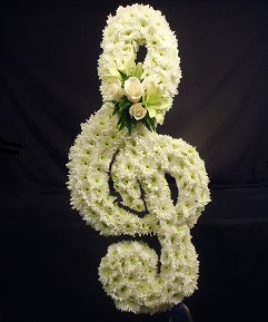 Treble Clef in Roselle IL, Roselle Flowers